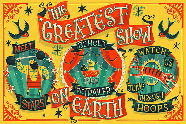 Image result for the greatest show on earth