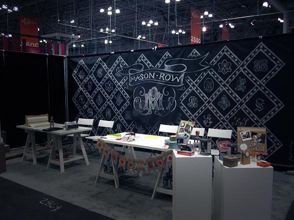 monograms chalk Chalkboard vintage vintage chalkboard  lesley johnson Retro chalkboard artist chalk artist Custom Monograms custom signs Custom Signage nyc New York new york city
