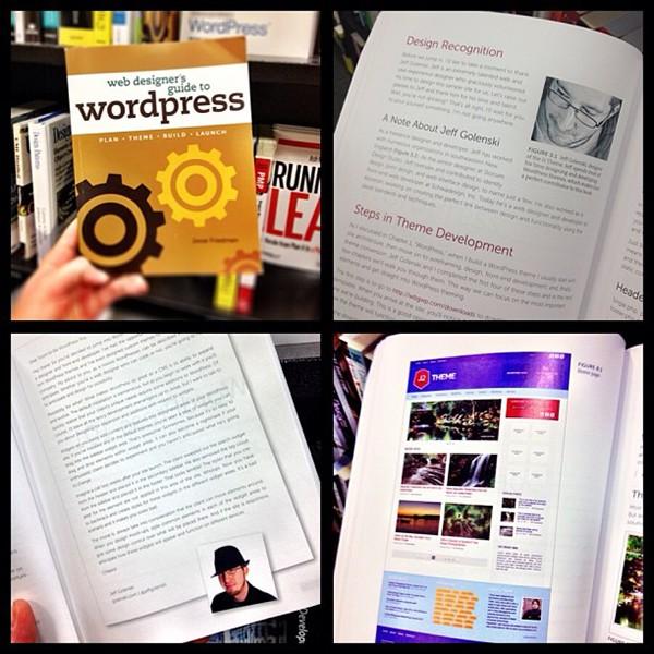 Publication: Web Designers Guide to WordPress