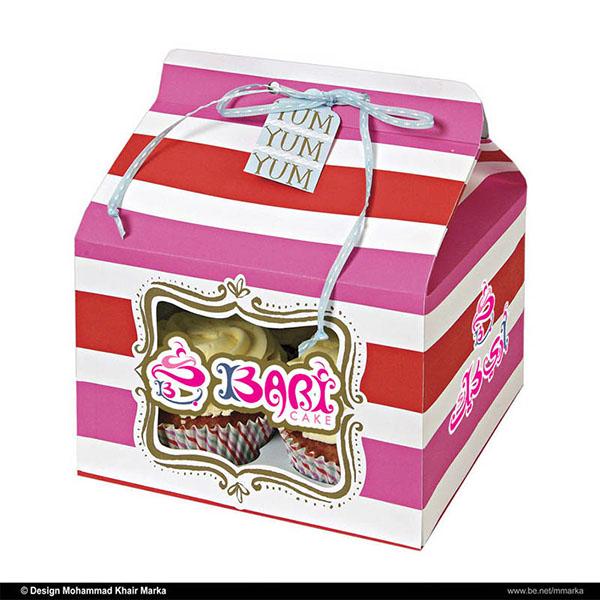 Cake Design Bari : Bari Cake Logo on Adweek Talent Gallery