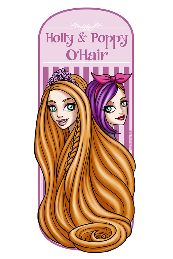 Ever After High Holly O'Hair