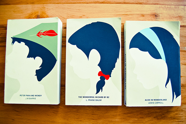 Minimalist Book Covers Classic : Minimalist book cover design on behance