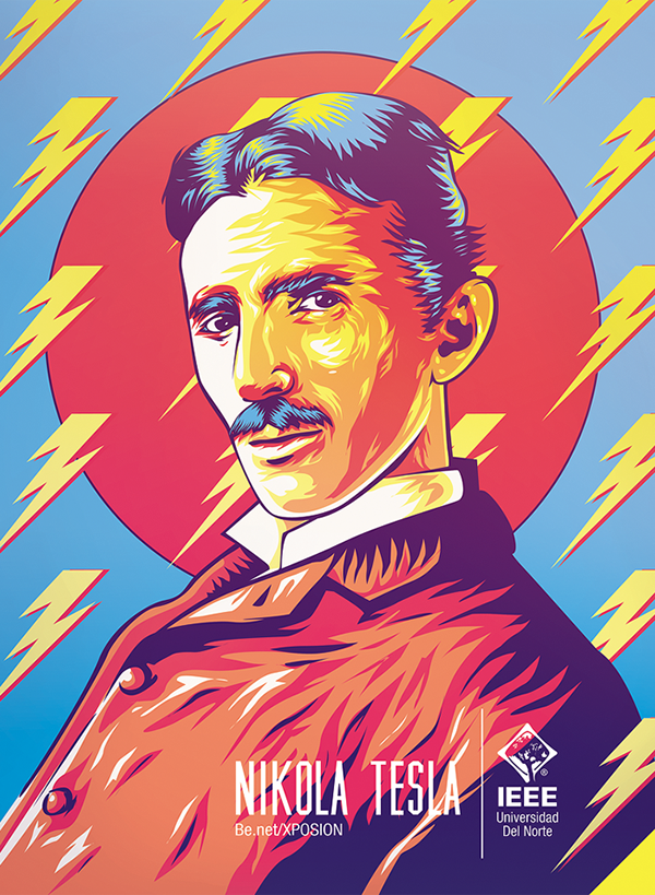 Tesla: IEEE Day 2014 by XPOSION