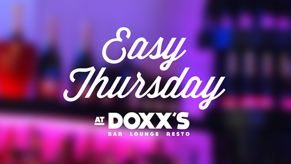 easy  Thursday  brussels doxx's