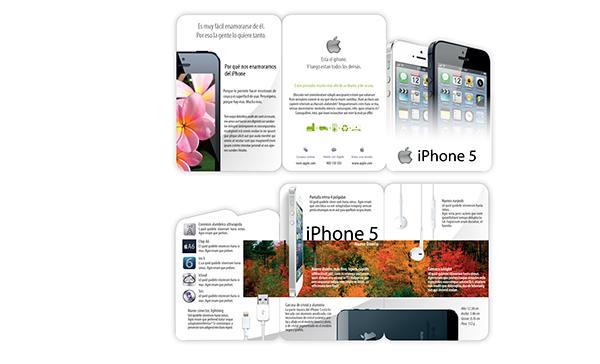 brochure iphone5
