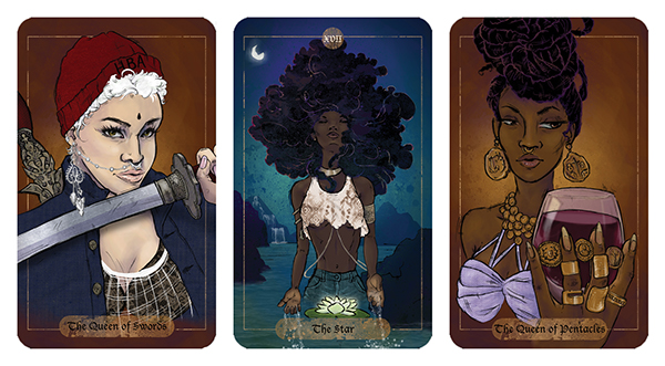 Art of This World: Tarot/Oracle Cards – Sherese Francis