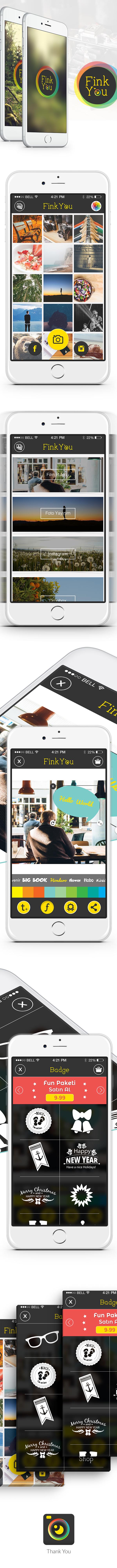 Fink You App