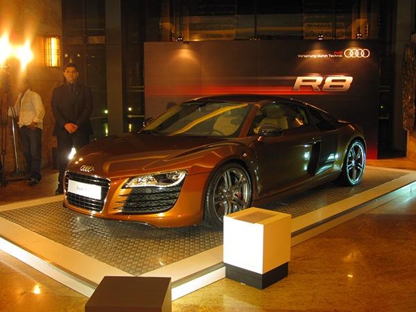 Car Displays PanIndia On Behance - Audi car events