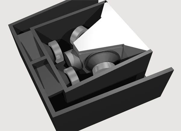 Speaker design: Line array on Behance