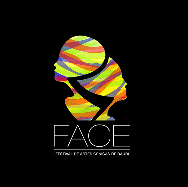 Identidade FACE Festival de Artes Cênicas de Bauru
