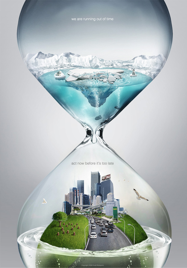 Global Warming PSA Project on Behance