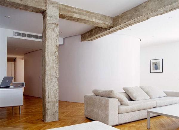 Reforma vivienda en el centro de madrid on interior design - Maroto e ibanez ...