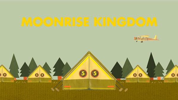 MOONRISE KINGDOM & MOONRISE KINGDOM on Behance