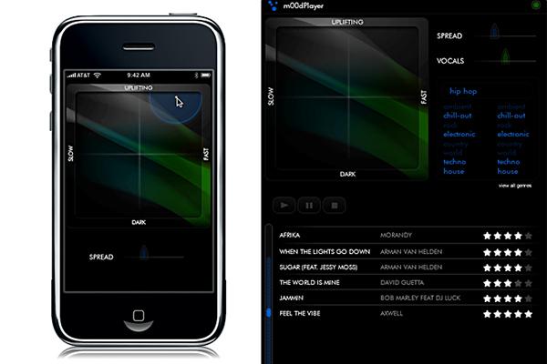mobile Interface app