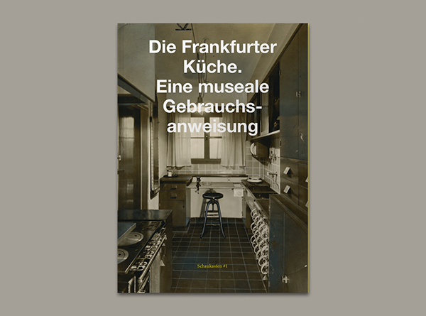 museum der dinge the frankfurt kitchen on behance. Black Bedroom Furniture Sets. Home Design Ideas
