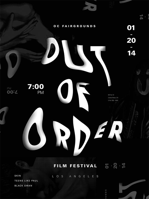 Film Festival Poster Series on Behance