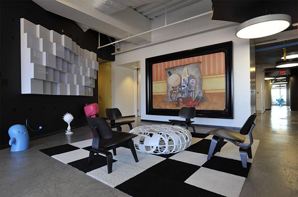 Environments on behance for Home depot expo design center atlanta ga