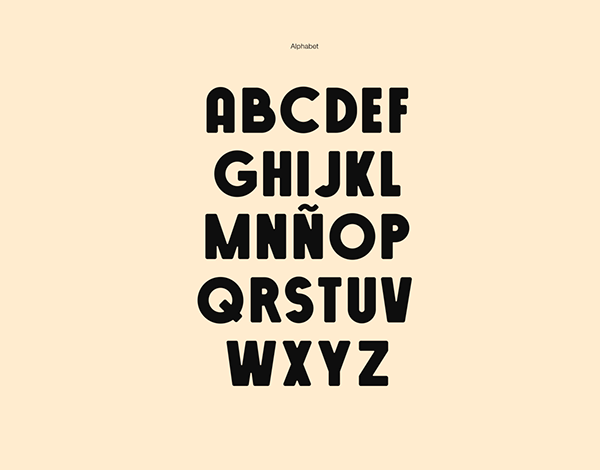 Typeface   Taho