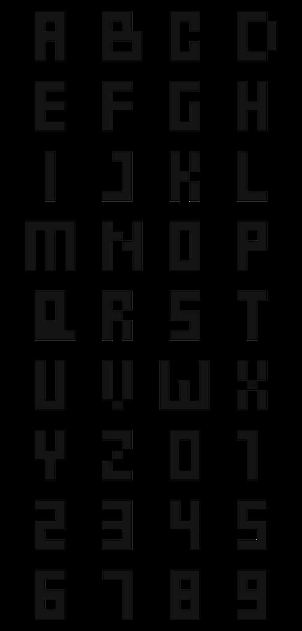 PixBob Font (Free Pixel Font)