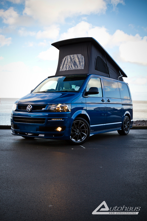 autohaus vw t5 campervan conversions south west on behance. Black Bedroom Furniture Sets. Home Design Ideas