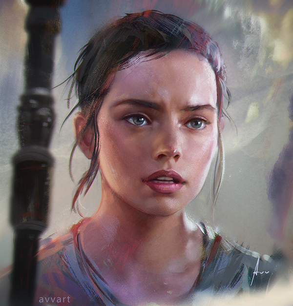 Rey by Vinogradov Aleksei