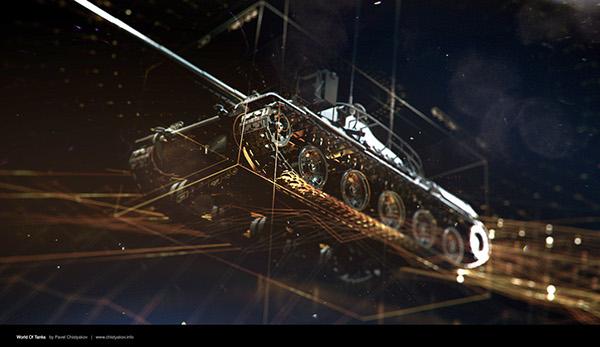 World Of Tanks by Pavel Chistyakov