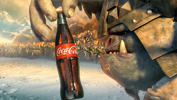 coke Coca-Cola fx goby fxandmat fx&mat superbowl super bowl superbowl 2011 Nexus Productions coke siege Siege fxgoby