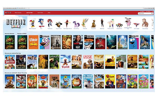 Netflix Kids On Behance