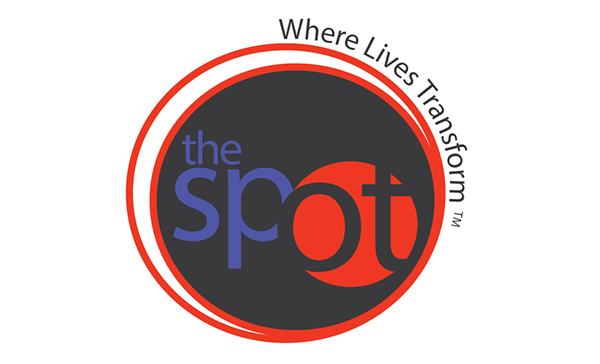 Urban the spot Spot Huntsville alabama graphic logo design community center community jesus brand