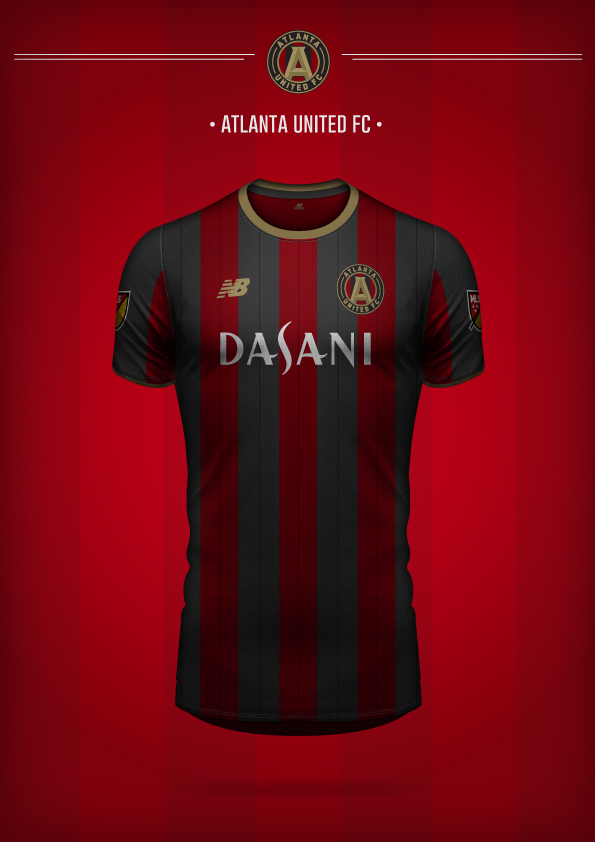 New Balance Atlanta United Concept Kit