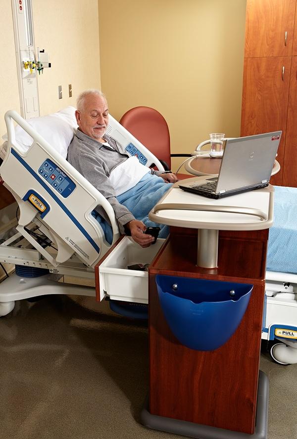 Patient Room Design: Stryker Medical On The National Design Awards Gallery