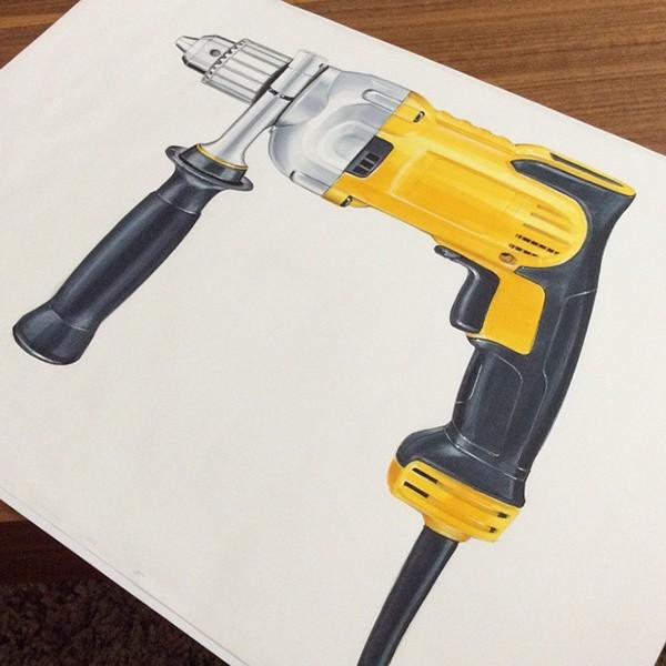 industrial design product sketches on behance. Black Bedroom Furniture Sets. Home Design Ideas