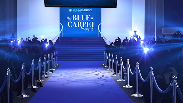 Blue Carpet Event Carpet Vidalondon