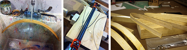 culici mosquito Vehicle car bent lam bent lamination bentwood Bent plywood wood toy matthew lim Joinery biomorphic biomimicry Dynamic
