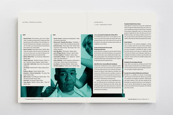 Graphic Design Annual Report Ideas Design of The Annual Report