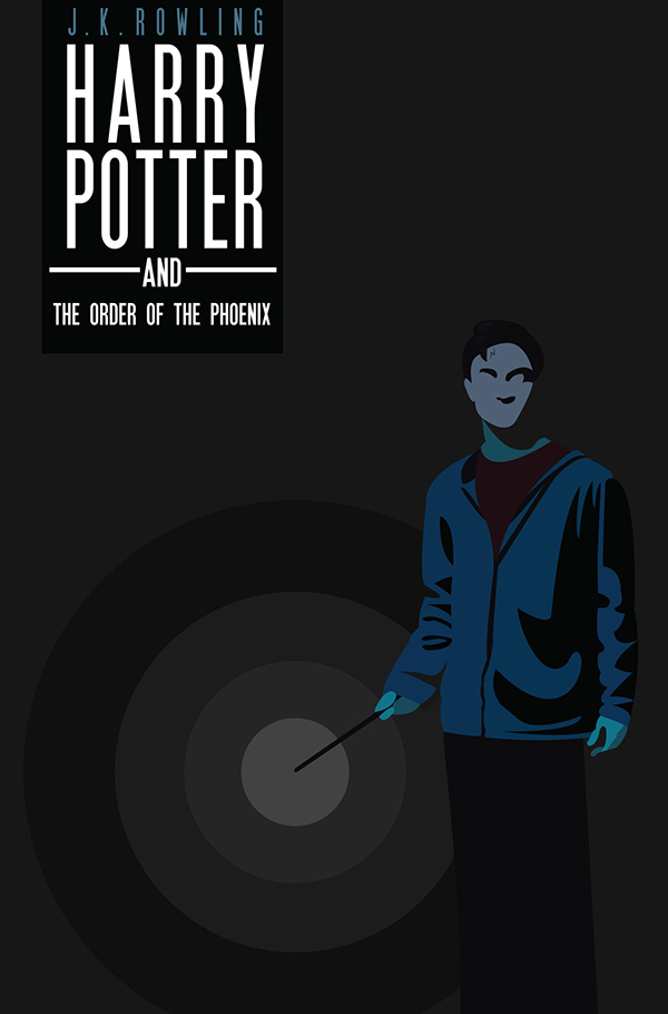 Harry Potter Book Cover Creator : Harry potter book jacket designs on behance