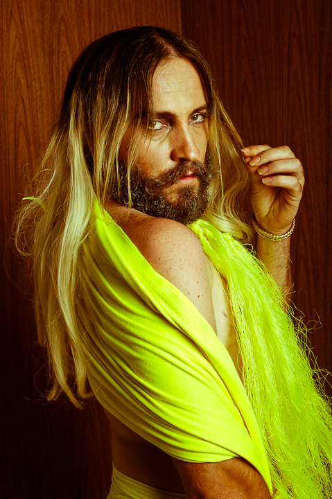 The Fashion of the Christ on Behance