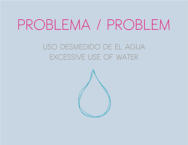 Cartel del agua / Water Poster on Behance
