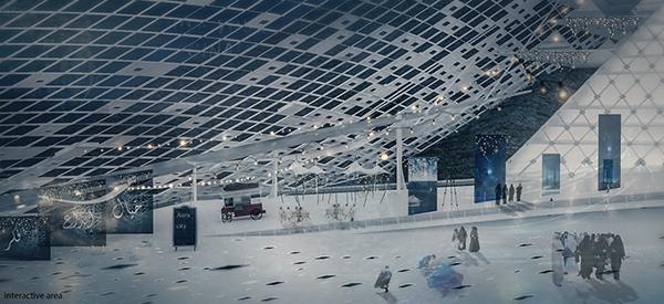 Aura city (imagination & idea creation factory)