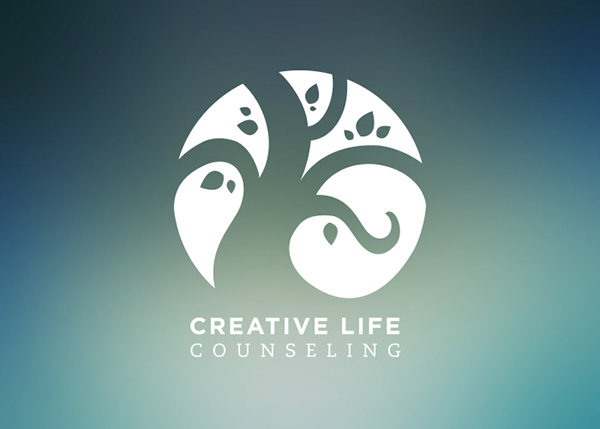 Creative Life Counseling Logo on Behance