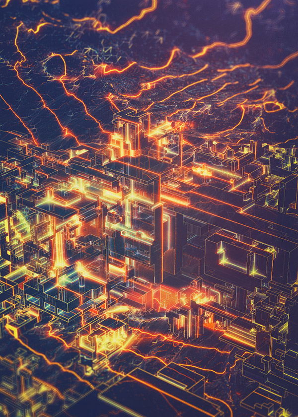 TRONESQUE by atelier olschinsky