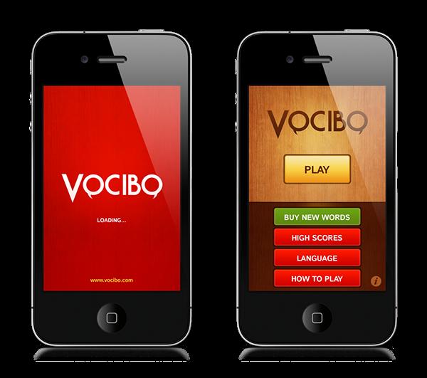 Vocibo,game,play,card,english,word,iphone,app,Icon