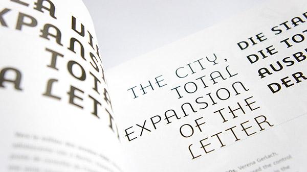ff FontFont Karbid FF Karbid font Typeface type gerlach Verena Gerlach ypsilon