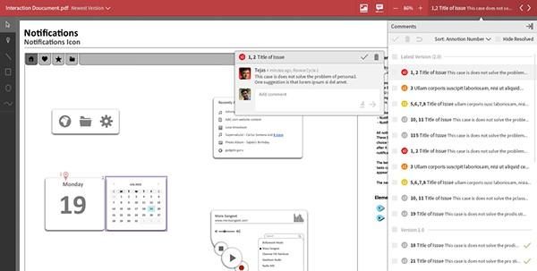 login page task tracking design reviews