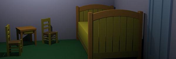 mod lisation 3d on behance. Black Bedroom Furniture Sets. Home Design Ideas