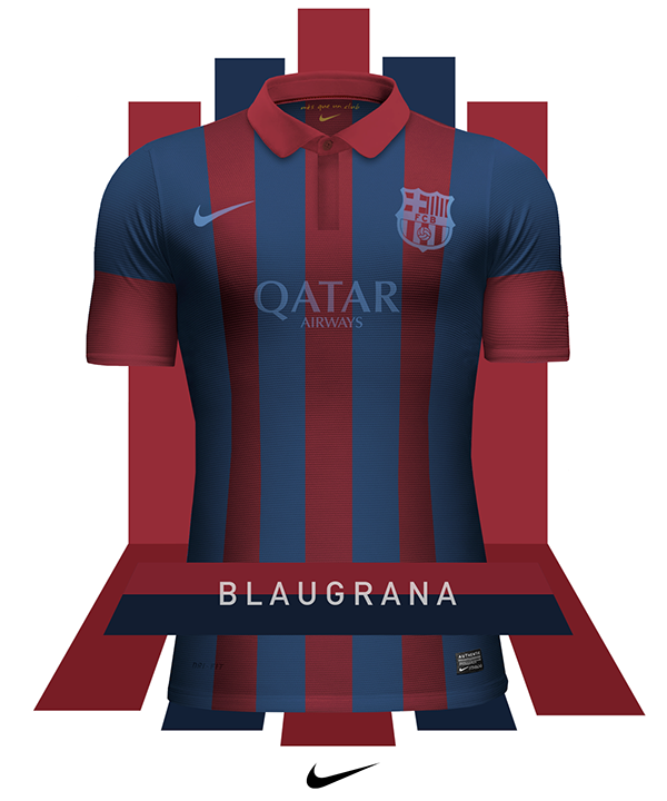 3119aeb1a Club jersey design - Nike on Behance