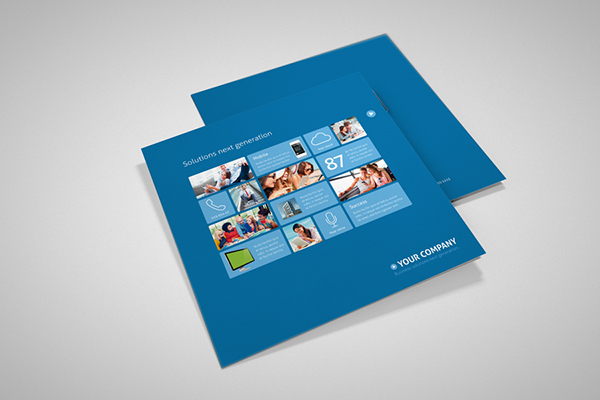 Metro TriFold Sales Brochure On Behance