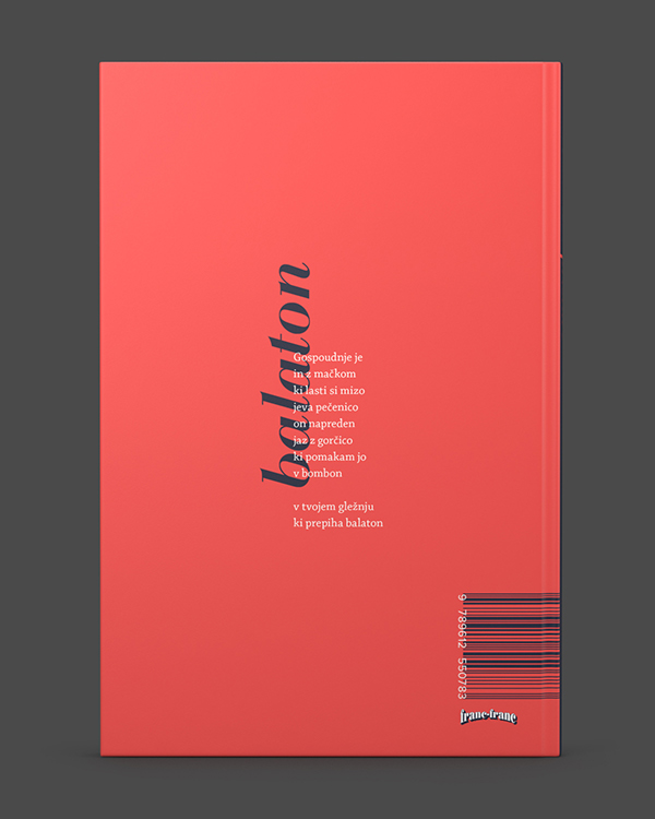 Modern Book Cover Notes : Pristave on behance