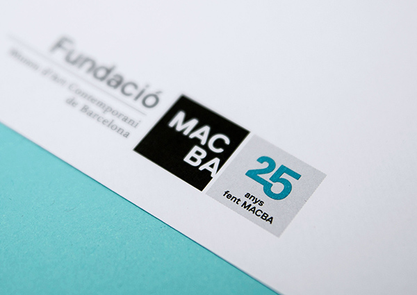 logo identity design macba barcelona Arminda fundaciò macba