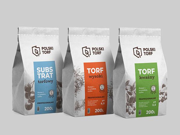 POLSKI TORF - peat pack